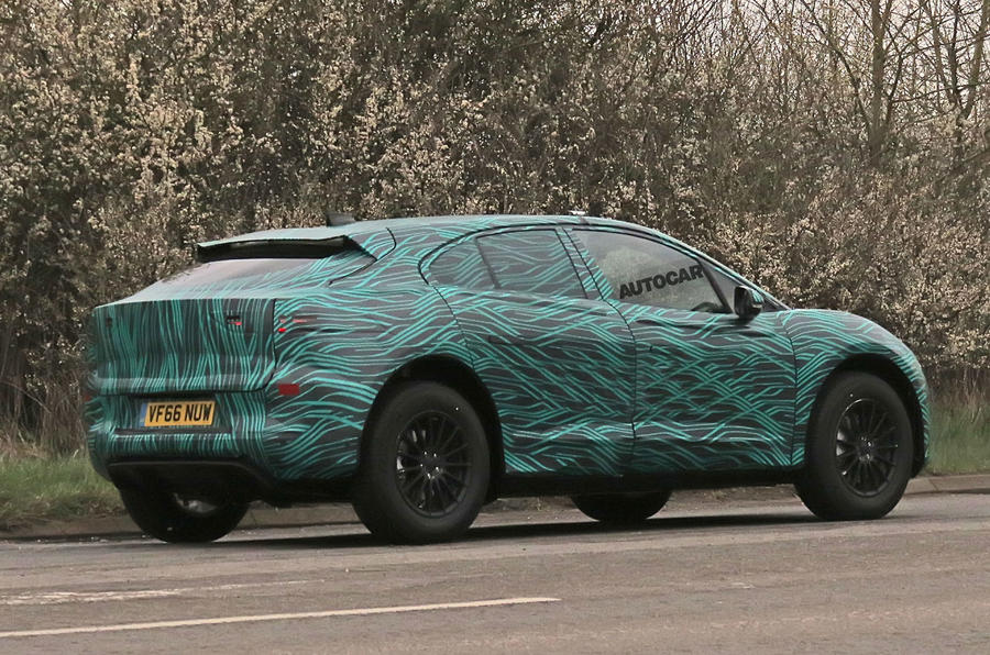 2018 Jaguar I-Pace electric SUV