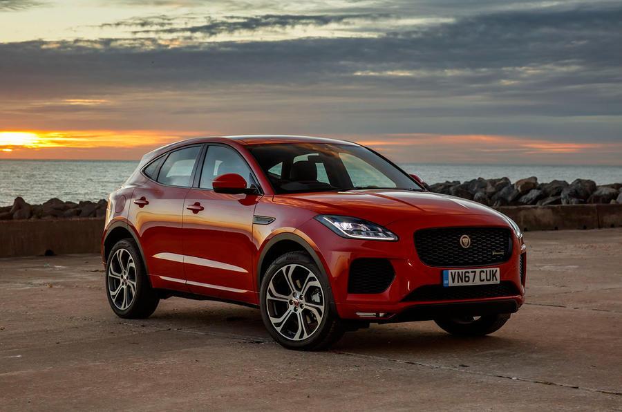 Jaguar E-Pace D180 AWD R-Dynamic 2017 review | Autocar