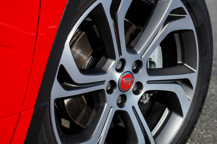 Jaguar E-Pace D180 alloy wheels
