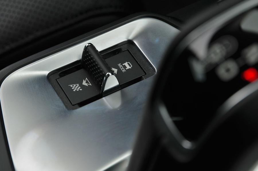 First ride: Jaguar E-Pace driving modes