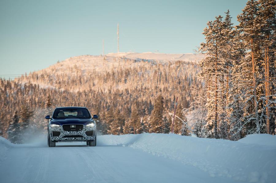375bhp Jaguar F-Pace