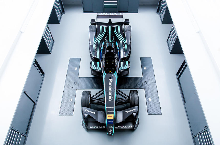 Jaguar Racing v