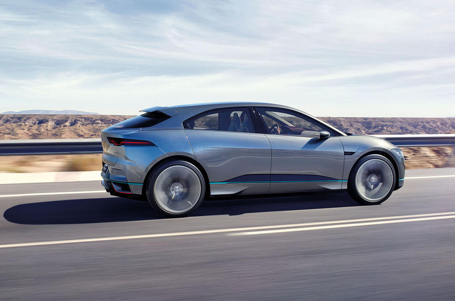 Jaguar I Pace Behind The Design Autocar