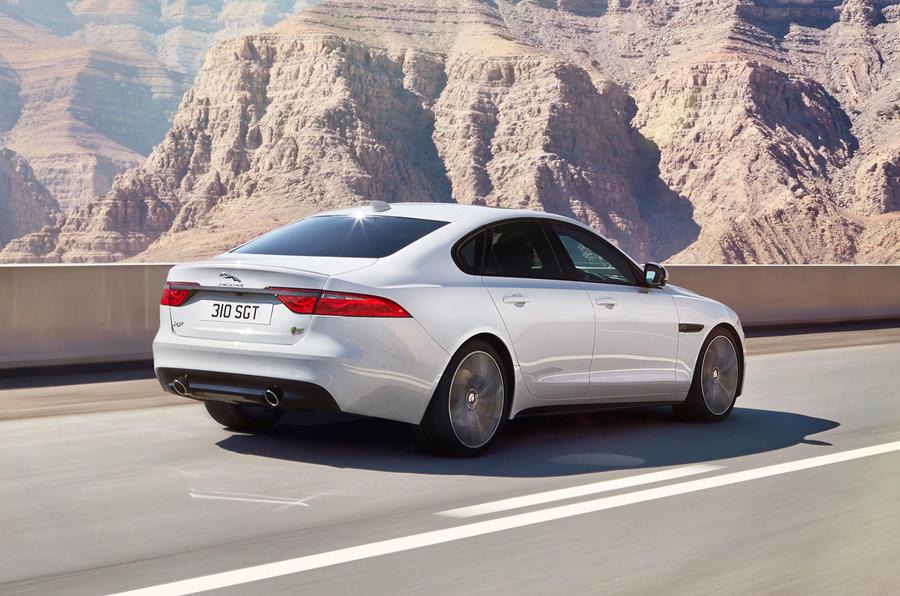 Car Insurance Premium >> 2015 Jaguar XF revealed