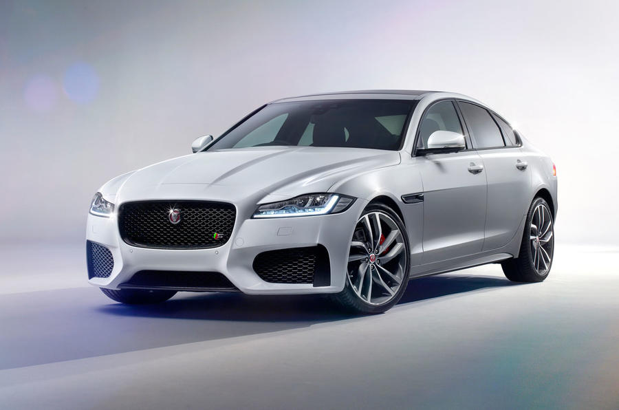 Car Residual Values >> 2015 Jaguar XF revealed