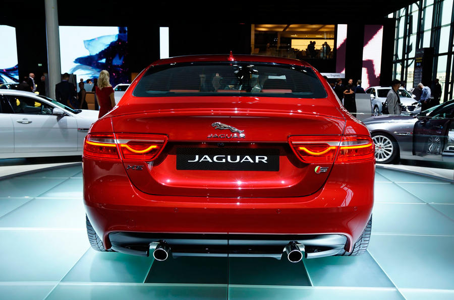 2015 jaguar xe - pricing, specification and engines