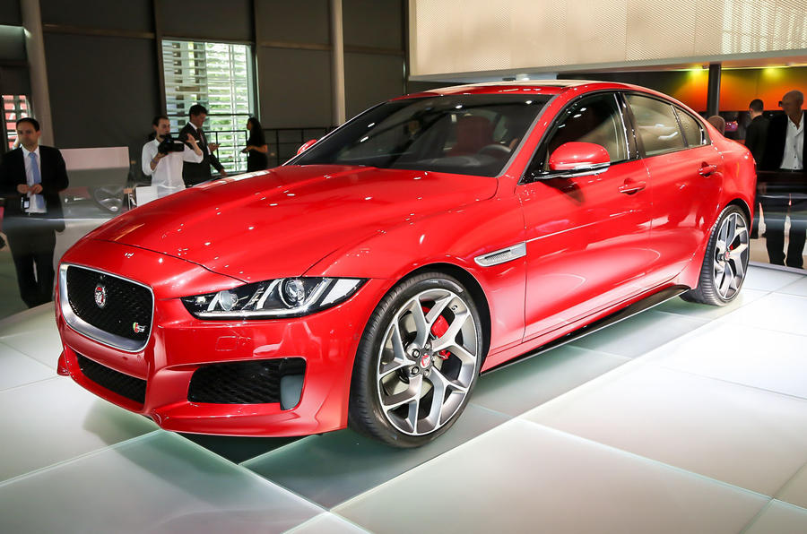 2015 Jaguar XE pricing specification and engines