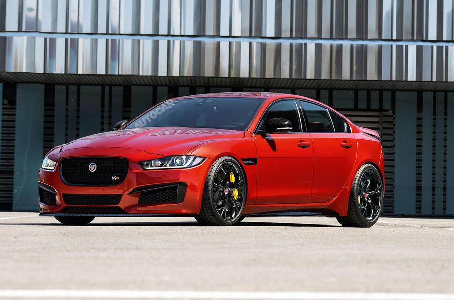 Jaguar Xe R Rendering Jaguar Xe Forum
