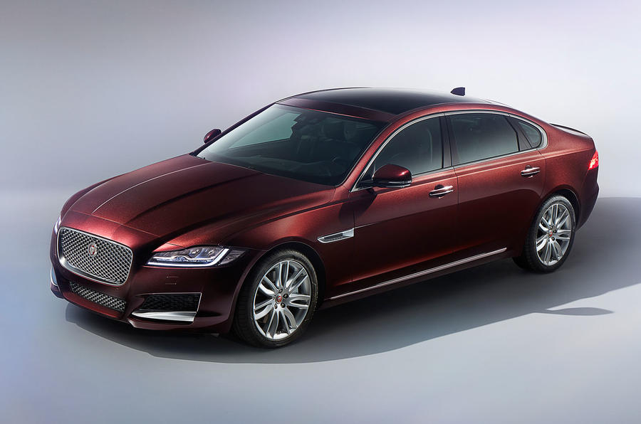 jaguar xfl long wheelbase xf targets chinese market autocar. Black Bedroom Furniture Sets. Home Design Ideas