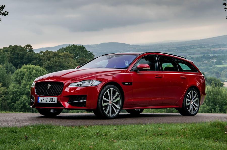 Jaguar XF Sportbrake 2017 review  Autocar