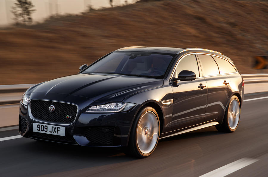 jaguar xf sportbrake tdv6 2017 review autocar. Black Bedroom Furniture Sets. Home Design Ideas