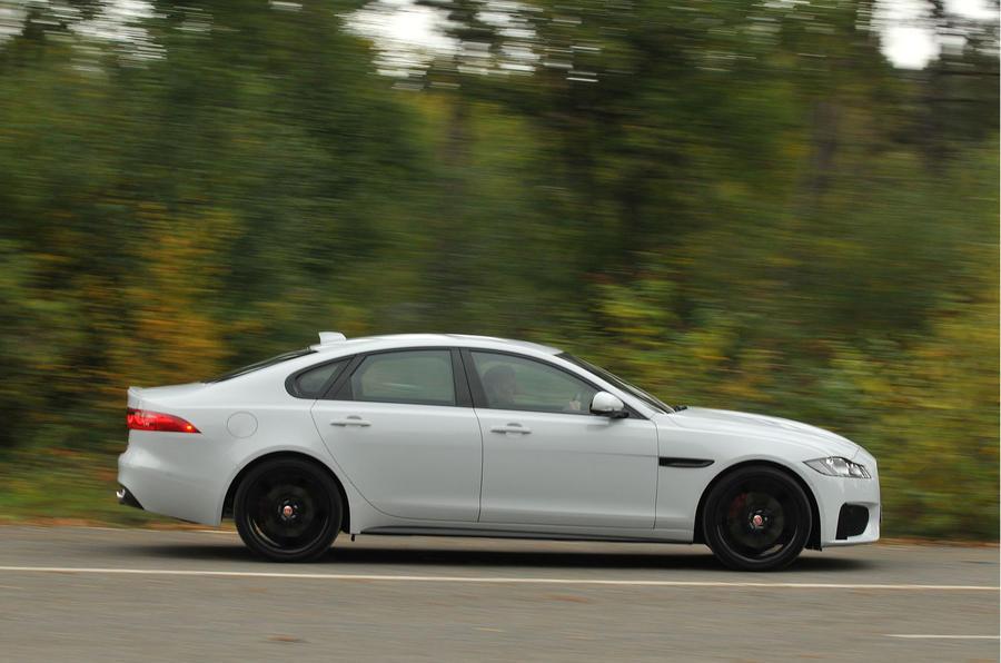 £49,945 Jaguar XF TDV6 S