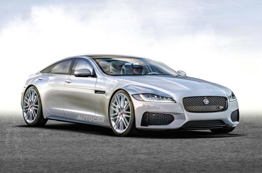 2019 Jaguar Xj Stunning Outside Luxurious Inside Ian Callum