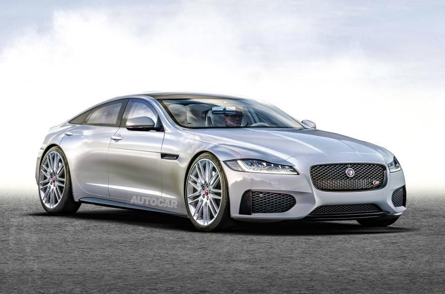 Is Jaguar Land Rover Looking To An Allelectric Future Autocar - All jaguar