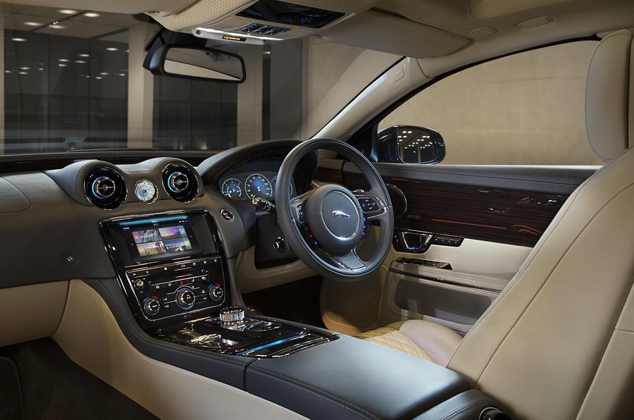 xj images premium luxury trim jaguar car sc