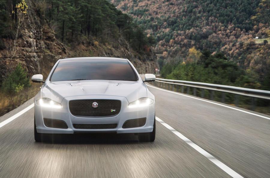 £91,755 Jaguar XJR