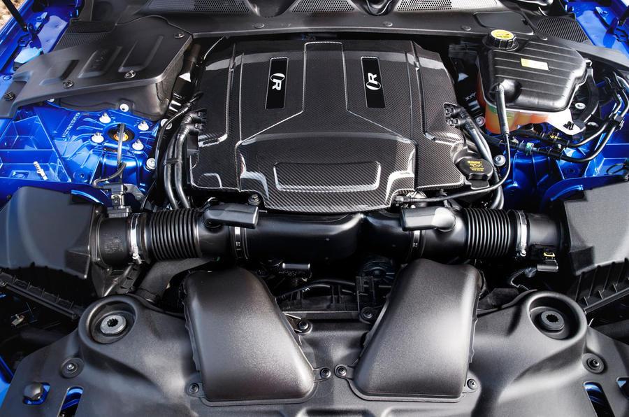 Jaguar XJR 575 2017 UK review | Autocar