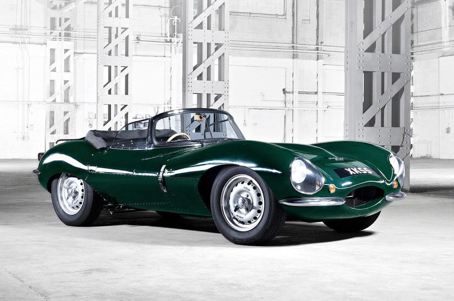 New Jaguar XKSS D-Type to be revealed in November | Autocar