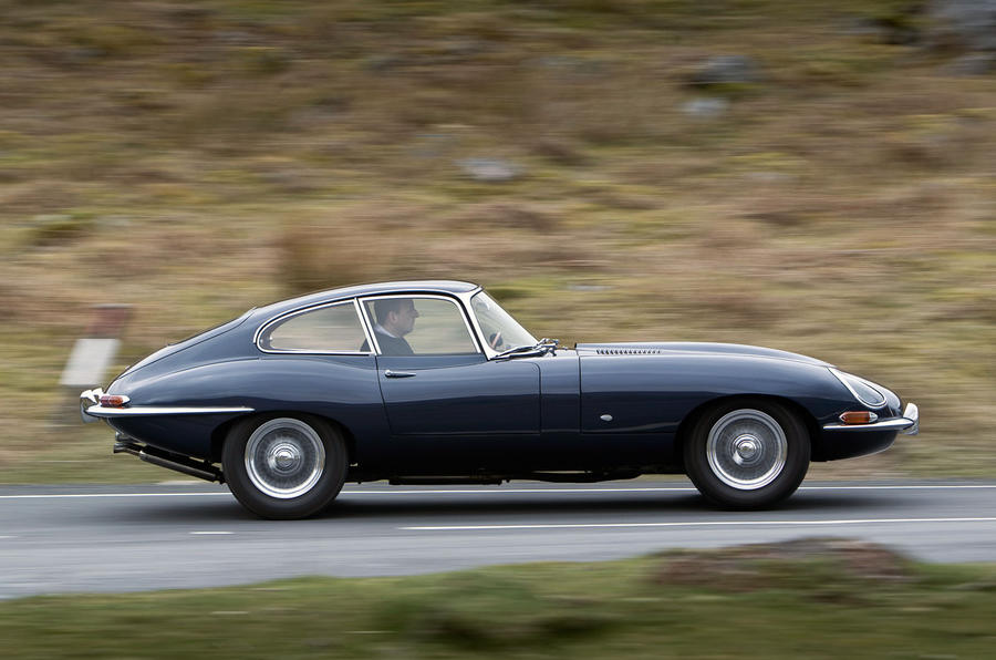 1: 1961 Jaguar E-Type Series 1 Coupé