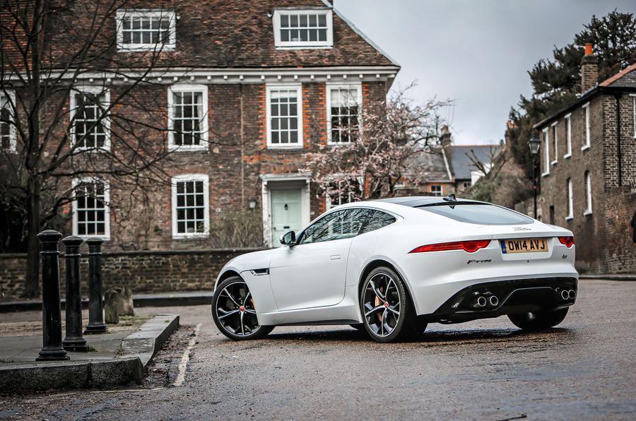 63: 2013 Jaguar F-Type - NEW ENTRY