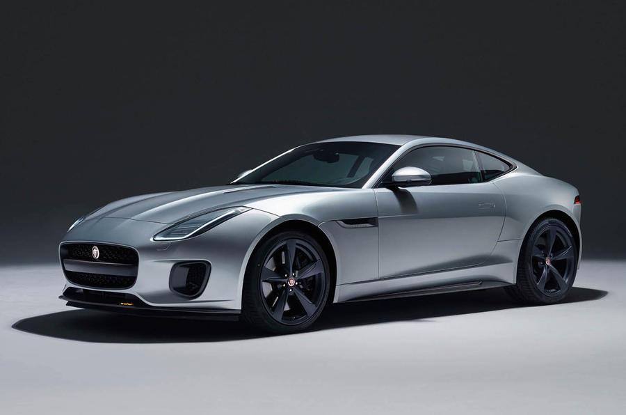 New jaguar e type
