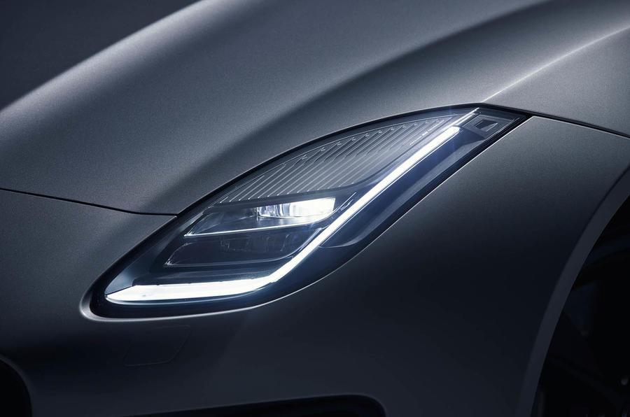 Jaguar F-type MY2018