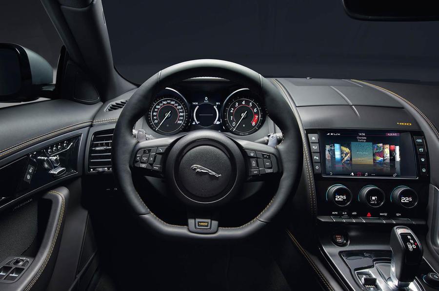 ... Jaguar F Type MY2018 ...