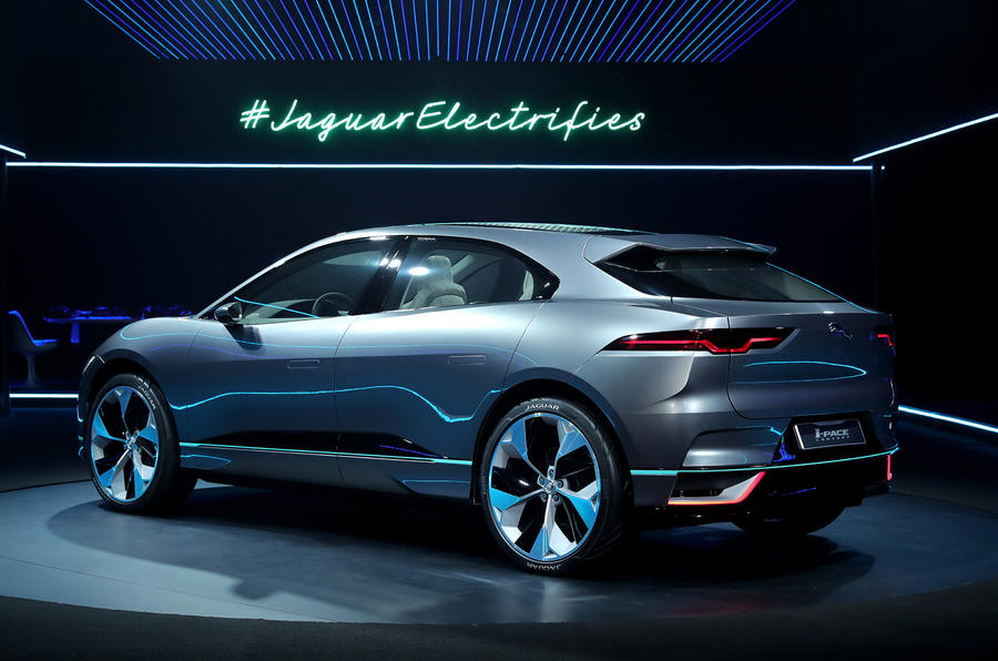 Jaguar I Pace To Spearhead Ambitious Hybrid And Ev Rollout