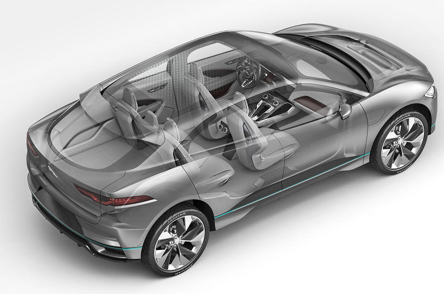 New Jaguar I Pace Battery Electric Vehicle To Be Built At Magna In