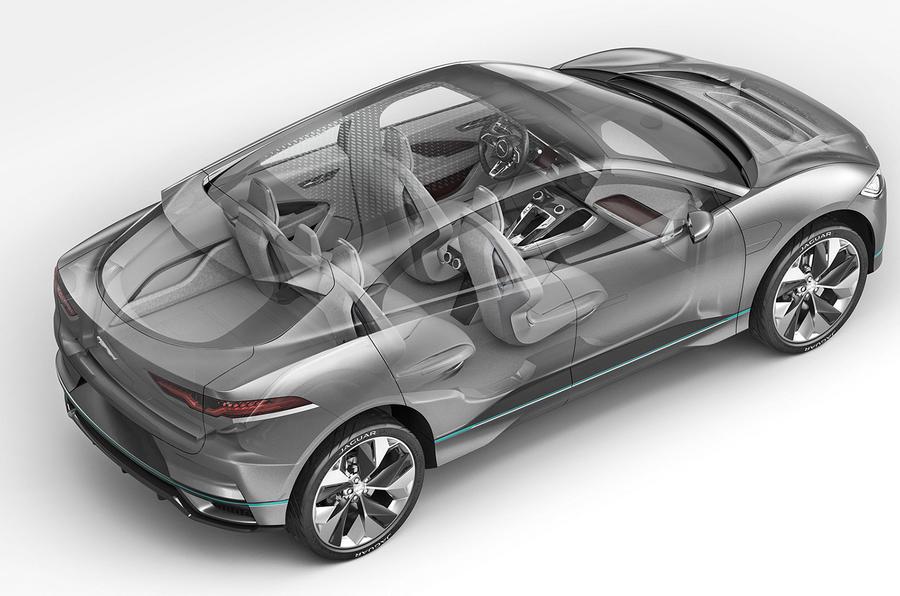 Magna Steyr Jaguar I-Pace