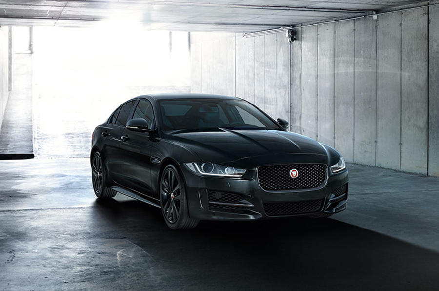 Jaguar Launches Black Edition Models With Extra Kit Autocar