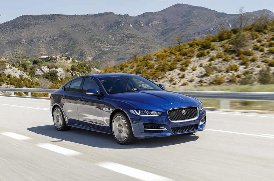 2015 jaguar xe 240ps portfolio review review autocar. Black Bedroom Furniture Sets. Home Design Ideas