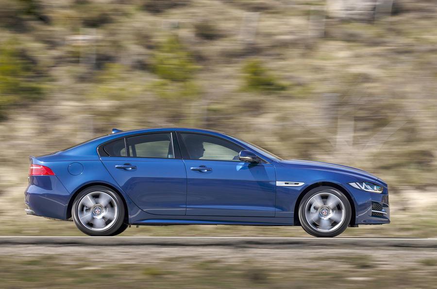 237bhp Jaguar XE 2.0i 240PS Portfolio