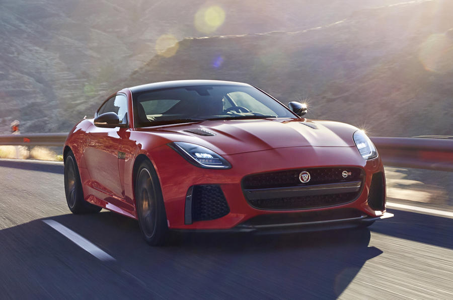 jaguar f-type svr 2017 review | autocar