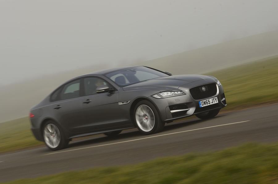 £38,650 Jaguar XF 2.0d AWD