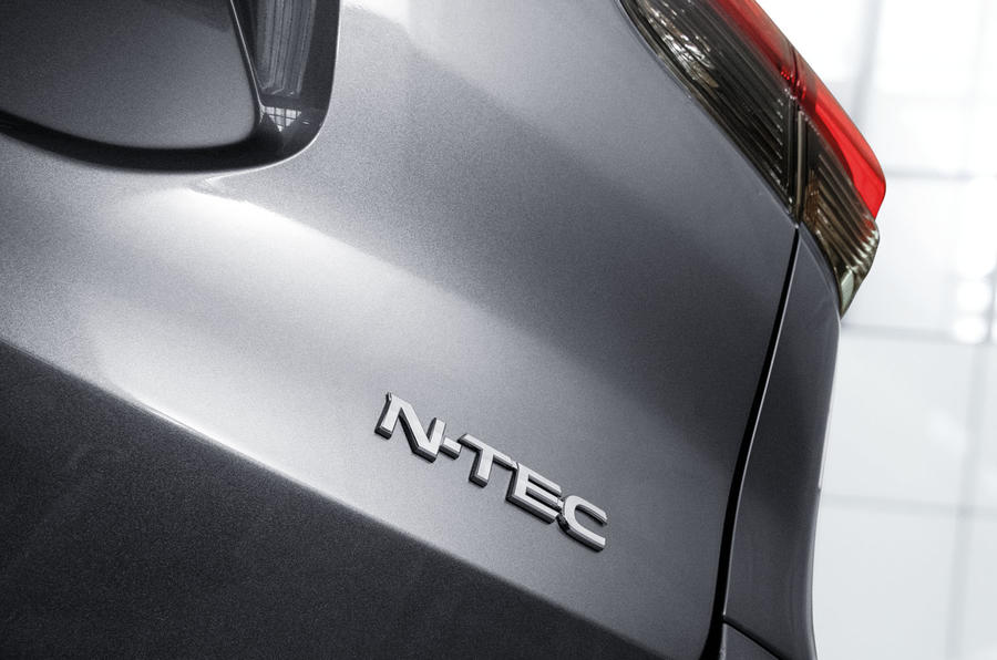 N-Tec X-Trail exterior