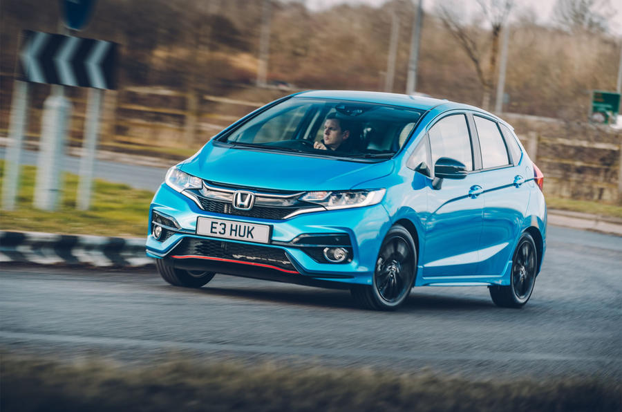Honda Jazz 15 I Vtec Sport 2018 Uk Review Autocar