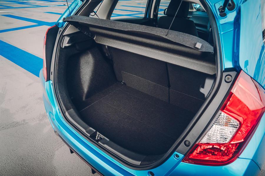 honda jazz 1 5 i vtec sport 2018 uk review autocar. Black Bedroom Furniture Sets. Home Design Ideas
