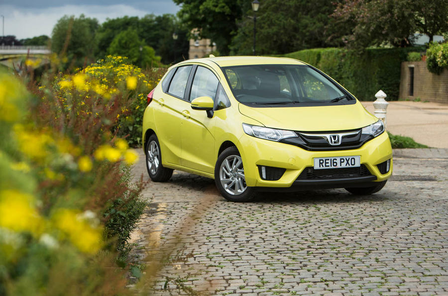 Honda Jazz long-term test review: first report