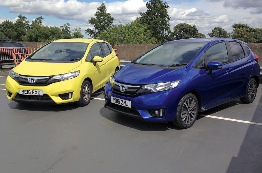 honda jazz long term test review is the cvt version any good autocar. Black Bedroom Furniture Sets. Home Design Ideas