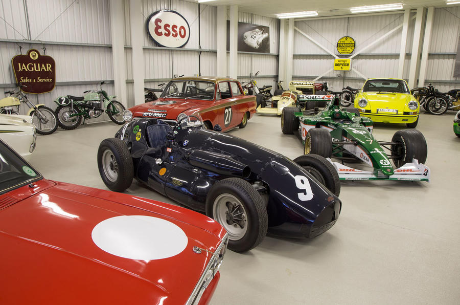 Classic car firm JD Classics enters administration