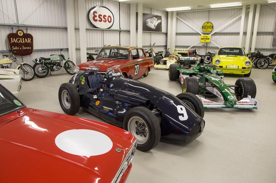 Classic car firm JD Classics enters administration
