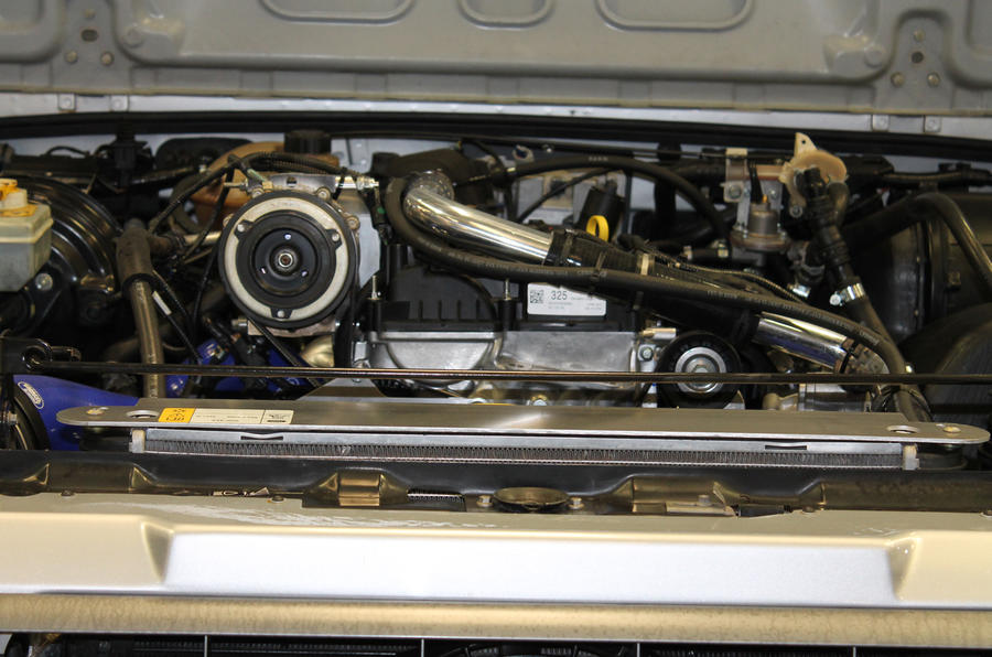 JE Motorworks Land Rover Defender Ecoboost