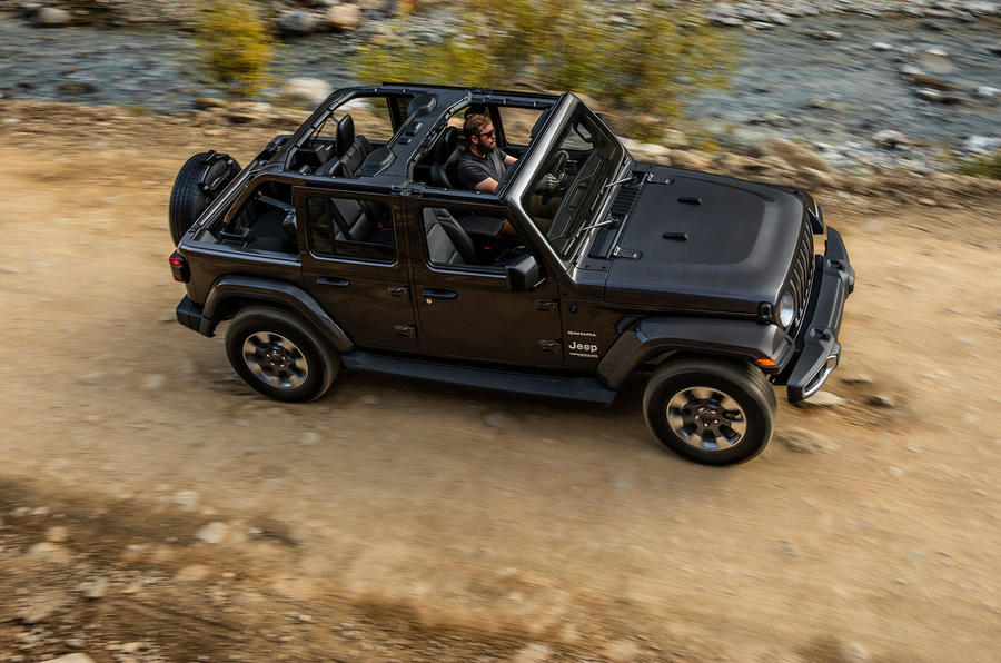 2019 Jeep Wrangler arrives in autumn with 2.2-litre diesel ...