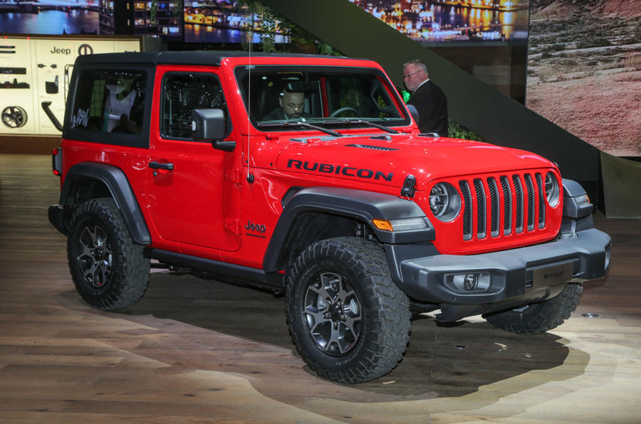 Diesel Jeep Wrangler >> New Jeep Wrangler Priced From 44 495 Autocar