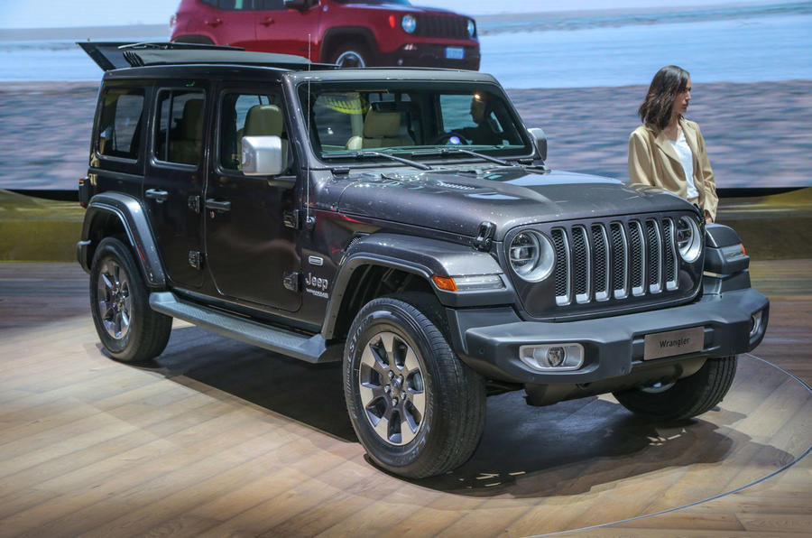 New Jeep Wrangler priced from £44,495 | Autocar