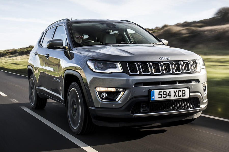 Perfect Jeep Compass ...