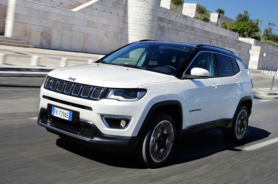 Jeep Compass Multijet 140 Limited 2017 Review Autocar