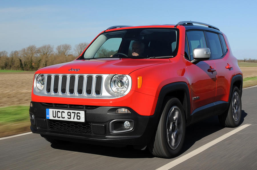 2015 jeep renegade 1 6 multijet ii limited 120 review review autocar. Black Bedroom Furniture Sets. Home Design Ideas