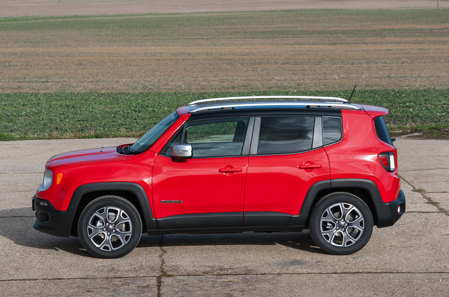 118bhp Jeep Renegade Multijet II 120